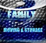 A Family Moving & Storage Inc logo