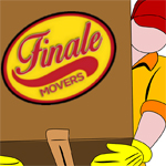 Finale Movers logo