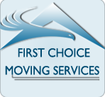 First Choice Moving Services logo