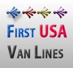 First USA Van Lines logo