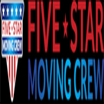 Five-Star Moving Crew logo