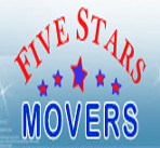 Five Stars Movers logo