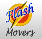 Flash Movers logo
