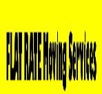 Flat Rate Moving & Storage logo