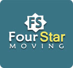 Four-Star-Moving logos