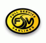 Full Service Van Lines logo