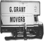 G Grant Movers, LLC logo