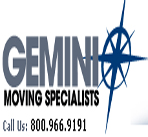 Gemini Moving Specialists logo