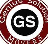 Genius Solution Movers logo