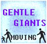 Gentle Giants Moving Company LLC logo