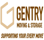 Gentry Moving & Storage logo