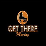 Get There Moving logo