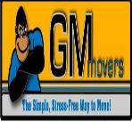 Giant Monkey Movers logo