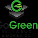 Go Green Rent A Box logo
