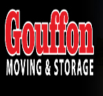 Gouffon Moving and Storage Co logo