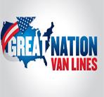 Great Nation Van Lines logo
