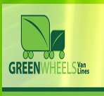 Green Wheels Van Lines logo
