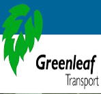 Greenleaf-Transport logos