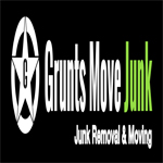 Grunts-Move-Junk logos