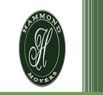 Hammond Movers logo
