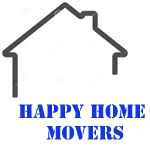 Happy Home Moving logo