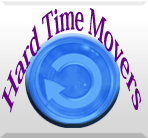Hard Time Movers logo