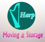 Harp Moving & Storage logo