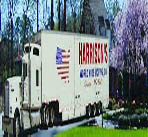 Harrisons Moving & Storage Co, Inc logo