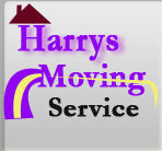 Harrys Moving Service logo