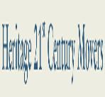 Heritage 21st Century Movers logo
