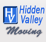 Hidden Valley Moving logo