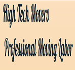 High Tech Movers logo