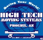 High Tech Moving Systems, LLC logo