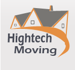 Hightech Moving logo