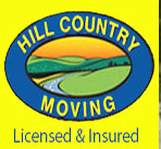 Hill Country Moving Co logo
