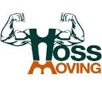 Hoss Moving logo