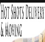 Hot Shots Delivery & Moving logo