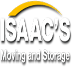 ISAACs Moving and Storage logo