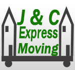 J & C Express Moving logo