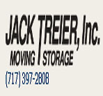 Jack Treier Inc, Moving and Storage logo