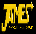 James Moving & Storage logo