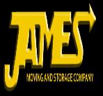 James-Moving-Storage logos