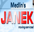 Janek-Moving-Service logos