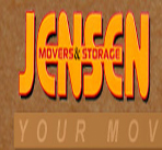 Jensen Movers and Storage Inc logo