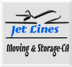 Jet Lines Moving & Storage-CA logo