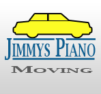 Jimmys Piano Moving logo