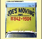 Joes Moving, Inc logo