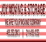 Joy Moving And Storage logo
