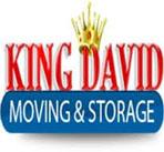 King David Moving logo