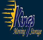 King Moving logo